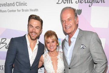 Derek Hough Keep Memory Alive Honors Neil Diamond At 24th Annual Power Of Love® - Red Carpet