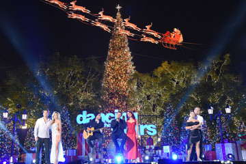 Derek Hough The Grove Hosts ABC's 'Dancing with the Stars' Season Finale