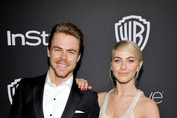 Derek Hough The 2017 InStyle and Warner Bros. 73rd Annual Golden Globe Awards Post-Party - Red Carpet