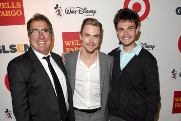 Derek Hough 10th Annual GLSEN Respect Awards - Los Angeles - Inside