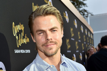 Derek Hough Television Academy's 70th Anniversary Gala - Red Carpet