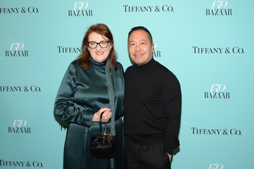 Derek Lam Harper's BAZAAR 150th Anniversary Event Presented With Tiffany & Co at the Rainbow Room - Arrivals