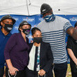 Derek Lewis Pepsi Stronger Together Kicks Off With Orlando Magic And Shaquille O'Neal Foundation At Harbor House Of Central Florida