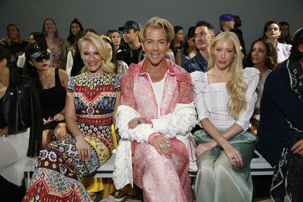 Taoray Wang S/S20 - Front Row - September 2019 - New York Fashion Week: The Shows