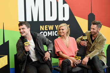 Derek Wilson IMDb At New York Comic Con – Day 2