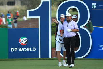 Dermot Byrne DP World Tour Championship - Day Three