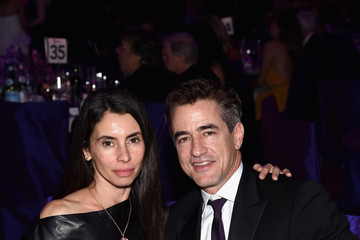 Dermot Mulroney Inside the Elton John AIDS Foundation Oscars Viewing Party — Part 2