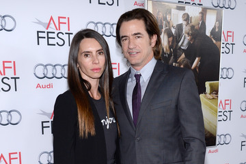 """Dermot Mulroney Tharita Catulle AFI FEST 2013 Presented By Audi Premiere Of The Weinstein Company's """"August: Osage County"""" - Red Carpet"""