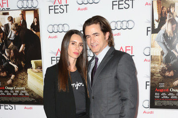 """Dermot Mulroney Tharita Catulle AFI FEST 2013 Presented By Audi Premiere Of The Weinstein Company's """"August: Osage County"""" - Arrivals"""