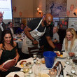 Derrick Mason Waiting For Wishes Celebrity Waiters Dinner With Kevin Carter & Jay DeMarcus