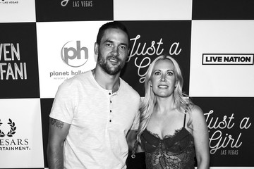 Deryk Engelland Grand Opening Of 'Gwen Stefani - Just A Girl' Residency At Planet Hollywood In Las Vegas