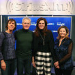 Desiree Gruber Kyle MacLachlan And Desiree Gruber Sit Down With Pattie Sellers And Nina Easton For SiriusXM's 'Making A Leader' Series