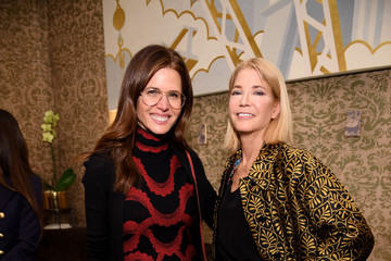 Desiree Gruber Harper's BAZAAR's Glenda Bailey Celebrates Her Damehood At The Carlyle Hotel In NYC