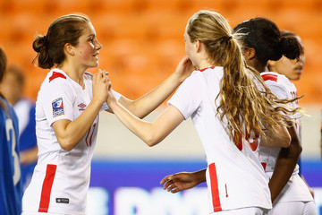 Desiree Scott Canada v Guatemala: Group B - 2016 CONCACAF Women's Olympic Qualifying
