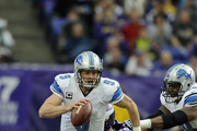 Jared Allen Matthew Stafford Photos Photo