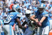 Matthew Stafford and Joique Bell Photos Photo