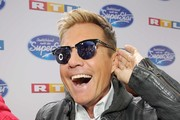 """Juror Dieter Bohlen attends the season 16 finals of the tv competition show """"Deutschland sucht den Superstar"""" (DSDS) at Coloneum on April 27, 2019 in Cologne, Germany."""