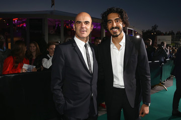 Dev Patel 'The Man Who Knew Infinity' Premiere And Opening Ceremony - Zurich Film Festival 2015