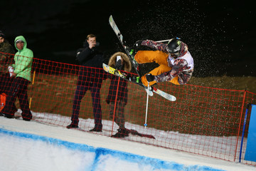 Devin Logan FIS World Freestyle Ski Championships - Men's and Women's Halfpipe