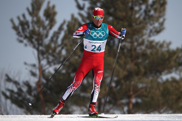 Devon Kershaw Cross-Country Skiing - Winter Olympics Day 7