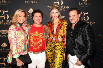 Devon Windsor What Goes Around Comes Around 25th Anniversary Celebration At The Versace Mansion With A Retrospective Tribute To Gianni Versace