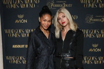 Devon Windsor What Goes Around Comes Around Madison Avenue Flagship Opening Celebration