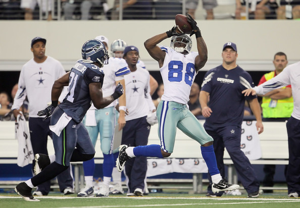 Dez Bryant And Kam Chancellor Photos Photos Seattle