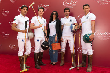 Diala Makki Cartier International Dubai Polo Challenge - 2016