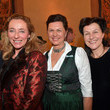 Diana Iljine New Year Reception Of Bavarian State Government