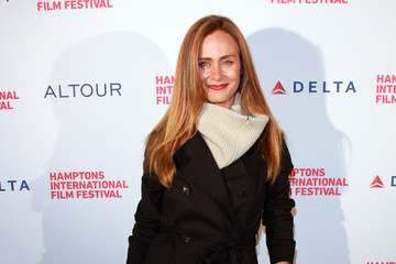 Diane Farr Hamptons International Film Festival: Day 2