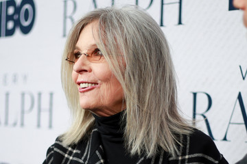Diane Keaton Premiere Of HBO Documentary Film 'Very Ralph' - Red Carpet