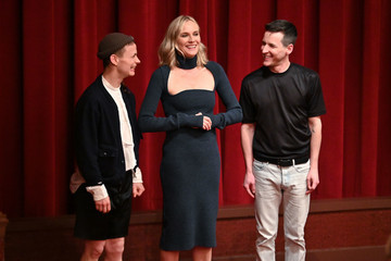 Diane Kruger 'JT LeRoy' New York Screening