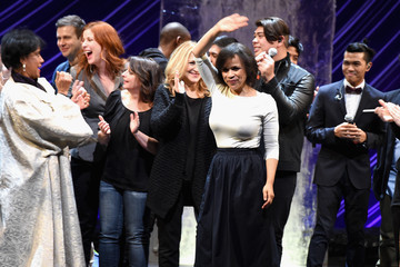 Diane Neal Urban Arts Partnership at the 15th Annual the 24 Hour Plays on Broadway - Curtain Call