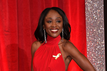 Diane Parish British Soap Awards - Red Carpet Arrivals
