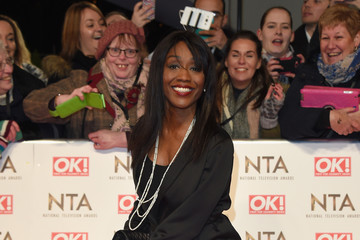 Diane Parish National Television Awards - Red Carpet Arrivals