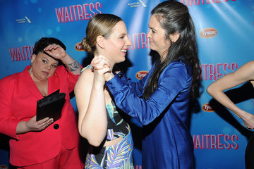 Diane Paulus 'Waitress' Broadway Opening Night - After Party