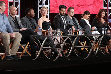 Diane Ruggiero- Wright 2017 Winter TCA Tour - Day 4