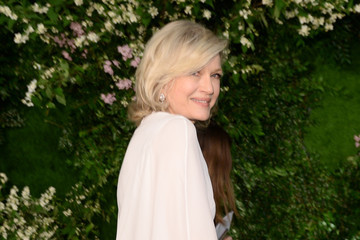 Diane Sawyer MOMA's Party In The Garden 2018