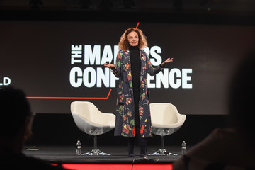 Diane von Furstenberg The 2017 MAKERS Conference Day 2