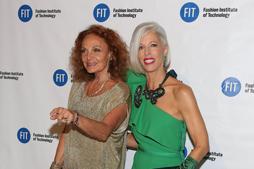 Diane von Furstenberg Fashion Institute of Technology Benefit Gala