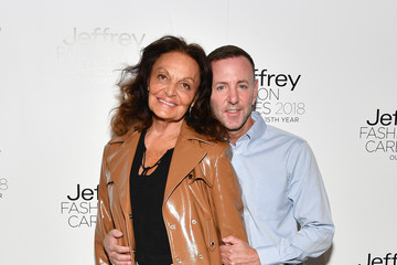 Diane von Furstenberg Jeffrey Fashion Cares 2018
