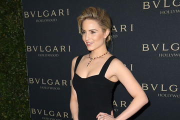 "Dianna Agron BVLGARI ""Decades Of Glamour"" Oscar Party Hosted By Naomi Watts - Arrivals"