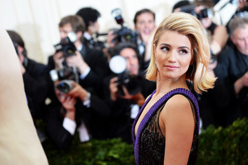 "Dianna Agron ""Charles James: Beyond Fashion"" Costume Institute Gala - Candids"
