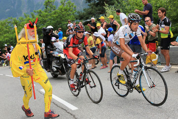 Didi Senft Le Tour de France: Stage 18