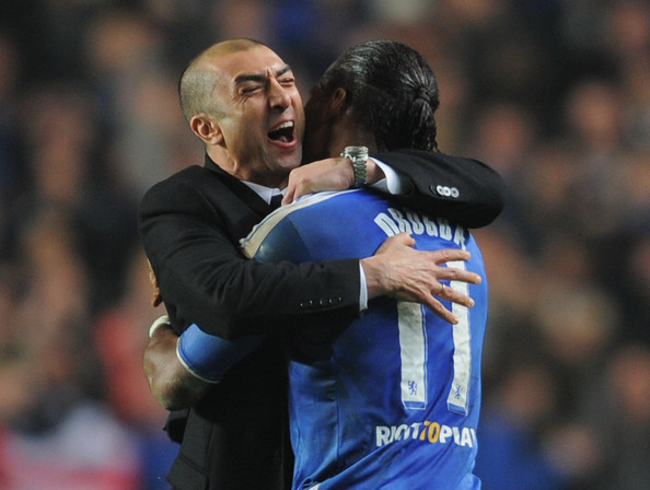 Image result for di matteo+chelsea+drogba