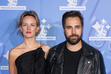Diego Bivero Volpe National Lottery Awards 2018 - Red Carpet Arrivals