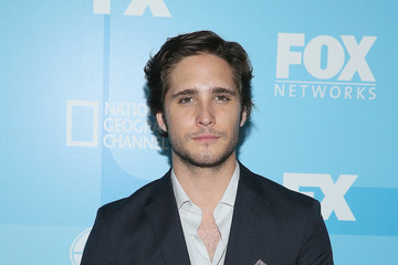 Diego Boneta 2015 FOX Programming Presentation - Red Carpet