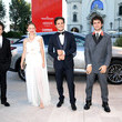 Diego Boneta Lexus at The 77th Venice Film Festival - Day 11