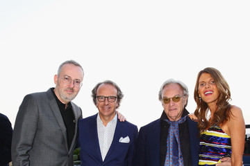 Diego Della Valle GQ Celebrates The Spring 2015 Milan Collection