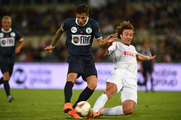 Diego Lugano Interreligious Match for Peace
